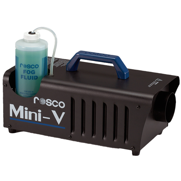 Affordable and compact fog machine