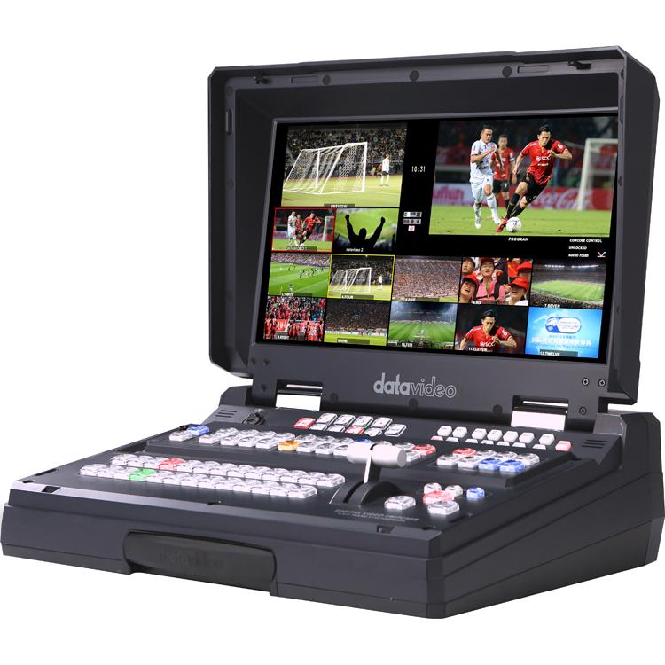 HD/SD 12-Ch Portable Video Studio