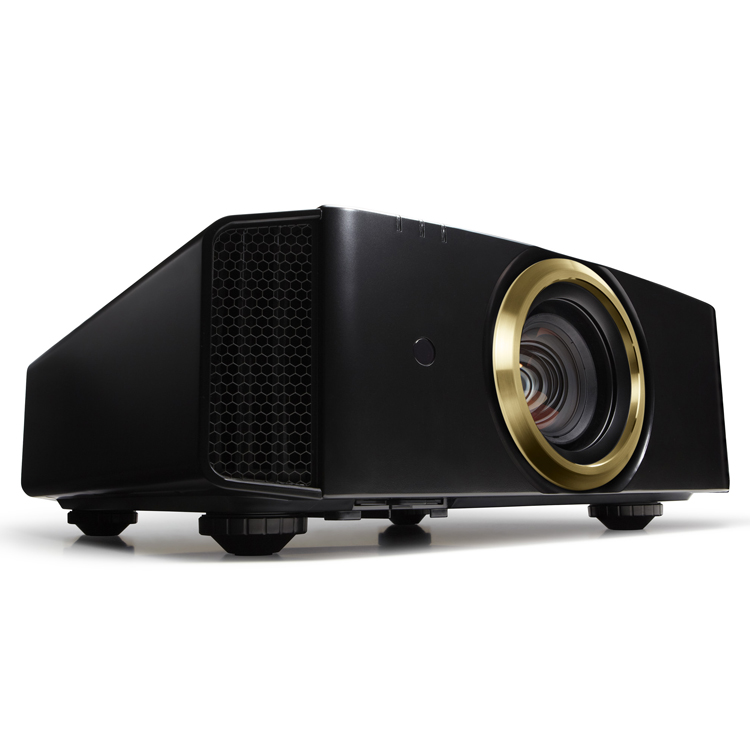 4K HDR and Full-HD 3D Projector