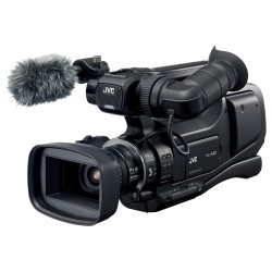 Full HD Shoulder Mounted Camcorder