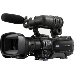 Full HD shoulder-mount camcorder