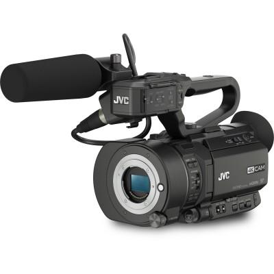 4K Super 35 CMOS Camcorder